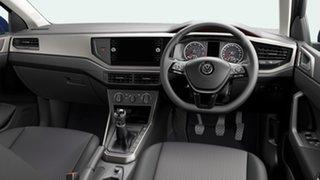 2021 Volkswagen Polo AW Style Reef Blue Metallic 7 Speed Semi Auto Hatchback