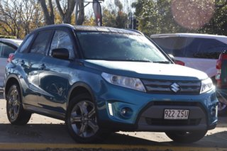 2018 Suzuki Vitara LY RT-S 2WD Blue 6 Speed Sports Automatic Wagon.