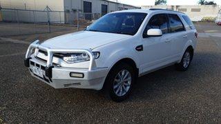 2016 Ford Territory SZ MK2 TX (RWD) White 6 Speed Automatic Wagon