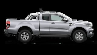 2021 Ford Ranger PX MkIII 2021.25MY XLT Aluminium 6 Speed Sports Automatic Super Cab Pick Up.