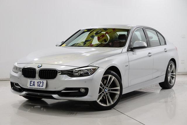 Used BMW 3 Series F30 MY1112 328i Brooklyn, 2013 BMW 3 Series F30 MY1112 328i Silver 8 Speed Sports Automatic Sedan