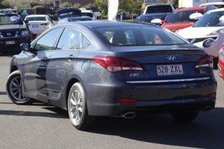 2018 Hyundai i40 VF4 Series II Active D-CT Blue 7 Speed Sports Automatic Dual Clutch Sedan.