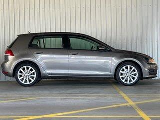 2015 Volkswagen Golf VII MY16 110TDI DSG Highline Grey 6 Speed Sports Automatic Dual Clutch.