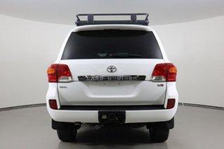 2014 Toyota Landcruiser VDJ200R MY13 GXL (4x4) White 6 Speed Automatic Wagon