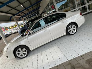 2006 Subaru Liberty 2.0R White Automatic Sedan