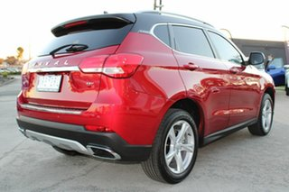 2020 Haval H2 MY20 Lux 2WD Red 6 Speed Sports Automatic Wagon