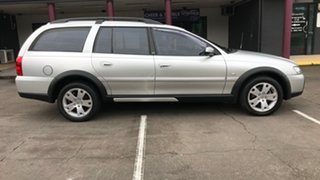 2005 Holden Adventra VZ CX6 Silver 5 Speed Automatic Wagon