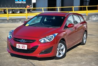 2014 Hyundai i40 VF2 Active Tourer Red 6 Speed Sports Automatic Wagon.