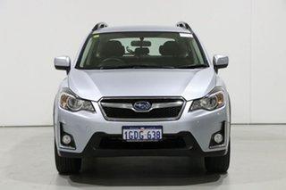2016 Subaru XV MY16 2.0I Silver Continuous Variable Wagon.