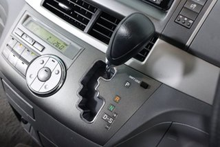 2010 Toyota Tarago ACR50R MY09 GLX Silver 4 Speed Automatic Wagon