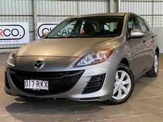 2011 Mazda 3 BL10F1 MY10 Neo Grey 6 Speed Manual Hatchback.