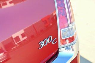 2013 Chrysler 300 LX MY13 C E-Shift Luxury Red 8 Speed Sports Automatic Sedan
