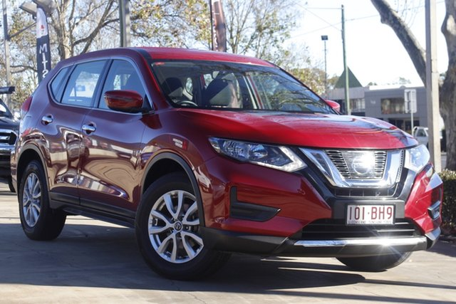 Used Nissan X-Trail T32 Series II ST X-tronic 4WD Toowoomba, 2019 Nissan X-Trail T32 Series II ST X-tronic 4WD Red 7 Speed Constant Variable Wagon