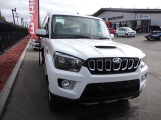 2021 Mahindra Pik-Up MY20 2WD S6+ White 6 Speed Manual Cab Chassis