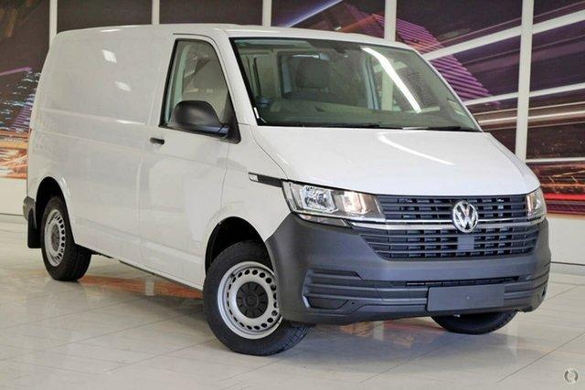 New Volkswagen Transporter T6.1 MY21 TDI340 SWB Botany, 2021 Volkswagen Transporter T6.1 MY21 TDI340 SWB White 6 Speed Manual Van
