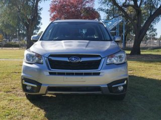 2018 Subaru Forester MY18 2.0D-L Silver Continuous Variable Wagon.