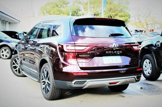 2020 Renault Koleos HZG MY20 Intens X-tronic Red 1 Speed Constant Variable Wagon