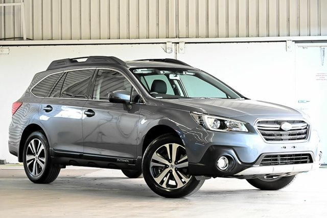 Used Subaru Outback B6A MY18 2.5i CVT AWD Laverton North, 2018 Subaru Outback B6A MY18 2.5i CVT AWD Grey 7 Speed Constant Variable Wagon