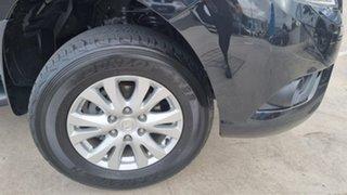 2015 Mazda BT-50 UP0YF1 GT Black Mica 6 Speed Sports Automatic Utility.