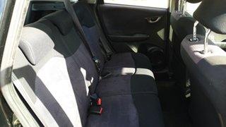 2009 Honda Jazz GE GLi Black 5 Speed Automatic Hatchback