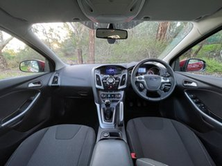 2012 Ford Focus LW Sport Candy Red 5 Speed Manual Hatchback
