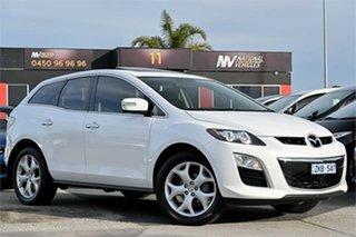 2010 Mazda CX-7 ER1032 Classic Activematic Sports White 6 Speed Sports Automatic Wagon.