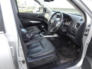 2016 Nissan Navara D23 S2 ST-X 4x2 Silver 6 Speed Manual Utility