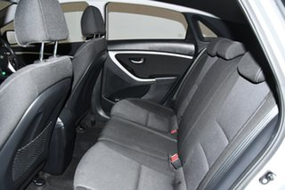 2014 Hyundai i30 GD2 Active Sleek Silver 6 Speed Sports Automatic Hatchback