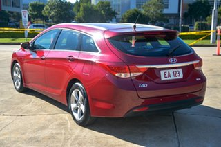 2014 Hyundai i40 VF2 Active Tourer Red 6 Speed Sports Automatic Wagon