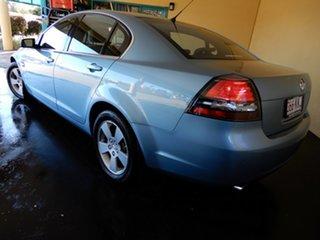 2007 Holden Calais VE Blue 5 Speed Automatic Sedan.