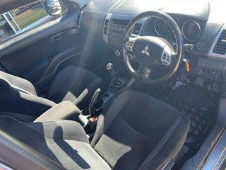 2011 Mitsubishi Outlander ZH MY11 LS (FWD) 5 Speed Manual Wagon