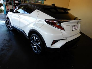 2017 Toyota C-HR NGX50R Update Koba (AWD) White Continuous Variable Wagon.