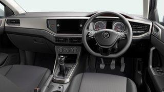 2021 Volkswagen Polo AW Style Reflex Silver 7 Speed Semi Auto Hatchback