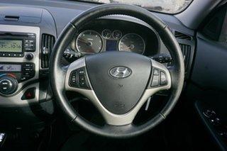 2008 Hyundai i30 FD SLX Blue 4 Speed Automatic Hatchback