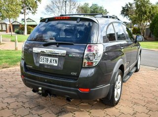 2013 Holden Captiva CG MY13 7 AWD CX Grey 6 Speed Sports Automatic Wagon