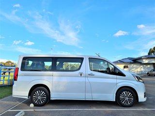 2019 Toyota Granvia GDH303R White 6 Speed Sports Automatic Wagon.