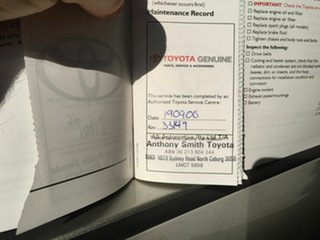 2005 Toyota Corolla ZZE122R Conquest Silver 5 Speed Manual Hatchback