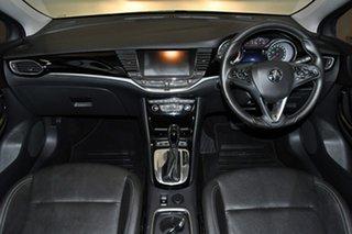 2017 Holden Astra BK MY18 RS-V White 6 Speed Sports Automatic Hatchback