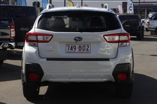2017 Subaru XV G5X MY18 2.0i-S Lineartronic AWD Crystal White 7 Speed Constant Variable Wagon
