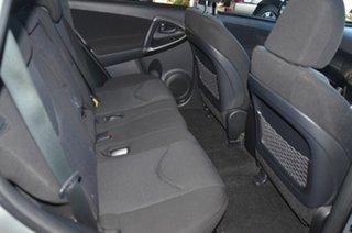 2012 Toyota RAV4 ACA38R Cruiser (2WD) Silver 5 Speed Manual Wagon