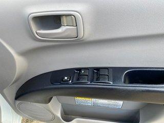 2010 Mitsubishi Triton MN MY10 GLX Double Cab White 4 Speed Automatic Utility