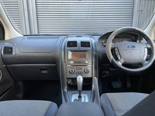 2009 Ford Territory SY TX Grey 4 Speed Automatic Wagon