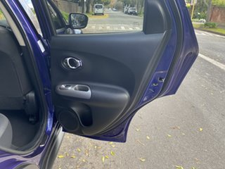 2016 Nissan Juke F15 Series 2 ST X-tronic 2WD Blue 1 Speed Constant Variable Hatchback
