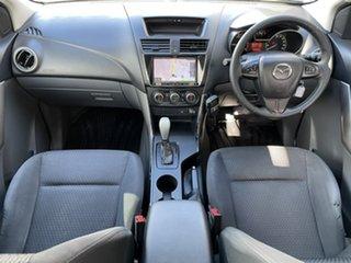 2018 Mazda BT-50 UR0YG1 XTR 4x2 Hi-Rider Silver 6 Speed Sports Automatic Utility.