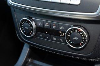 2013 Mercedes-Benz M-Class W166 ML350 BlueTEC 7G-Tronic + Palladium Silver 7 Speed Sports Automatic
