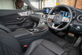 2021 Mercedes-Benz C-Class C205 801MY C300 9G-Tronic Obsidian Black 9 Speed Sports Automatic Coupe