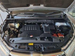 2015 Toyota Kluger GSU50R GX (4x2) Silver Sky 6 Speed Automatic Wagon