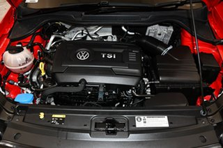 2016 Volkswagen Polo 6R MY17 GTI DSG Red 7 Speed Sports Automatic Dual Clutch Hatchback