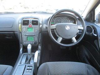 2005 Holden Berlina VZ Grey 4 Speed Automatic Sedan