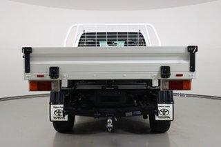 2019 Toyota Hilux GUN126R MY19 SR (4x4) White 6 Speed Manual X Cab Cab Chassis
